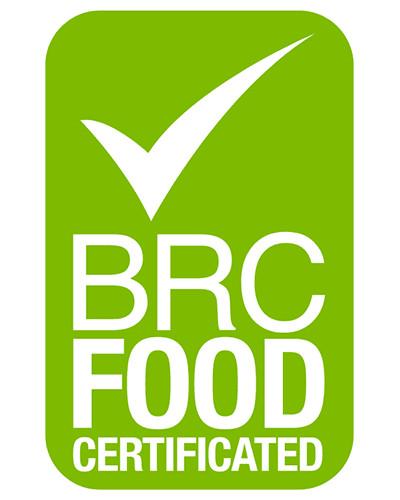 BRC Accreditation logo
