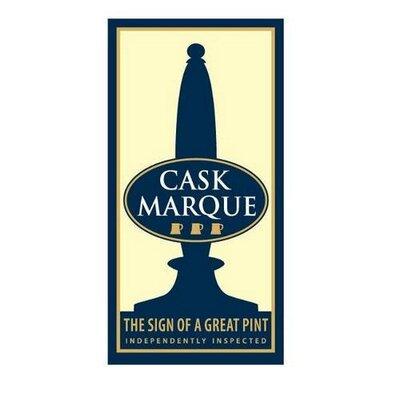 Cask Marque Accreditation logo