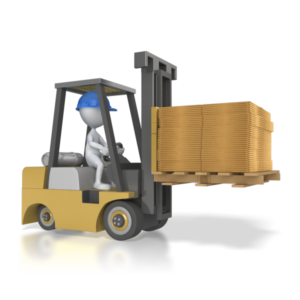 Toolbox Talk, Forklift Trucks, Safety for Pedestrians