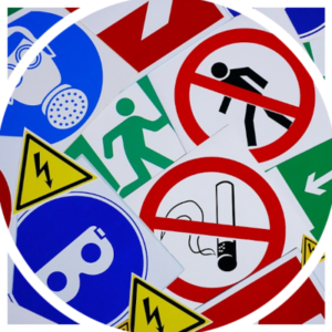 Toolbox Talk, Know Your Safety Signs